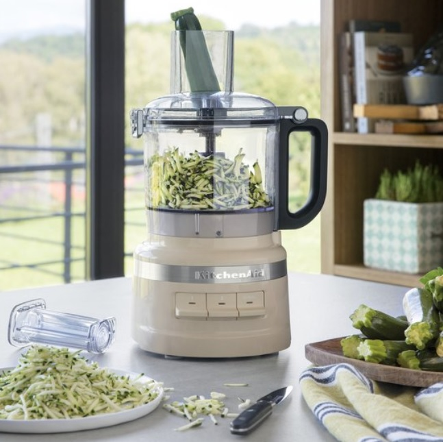 Food processor KitchenAid – recenze