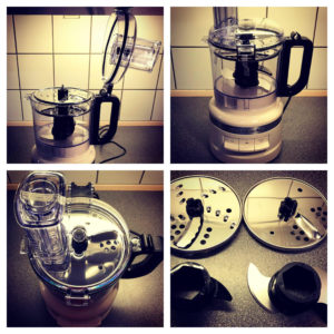 FOOD PROCESSOR KitchenAid 5KFP0719